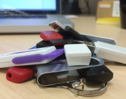 Google can upload your thumb drives to its cloud storage (for a price)