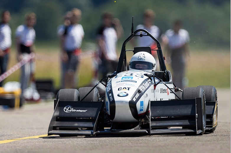 Record-Breaking Electric Car Goes from 0 to 62 Mph in 1.5 Seconds