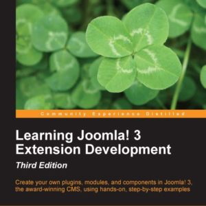 Learning Joomla! 3 Extension Development