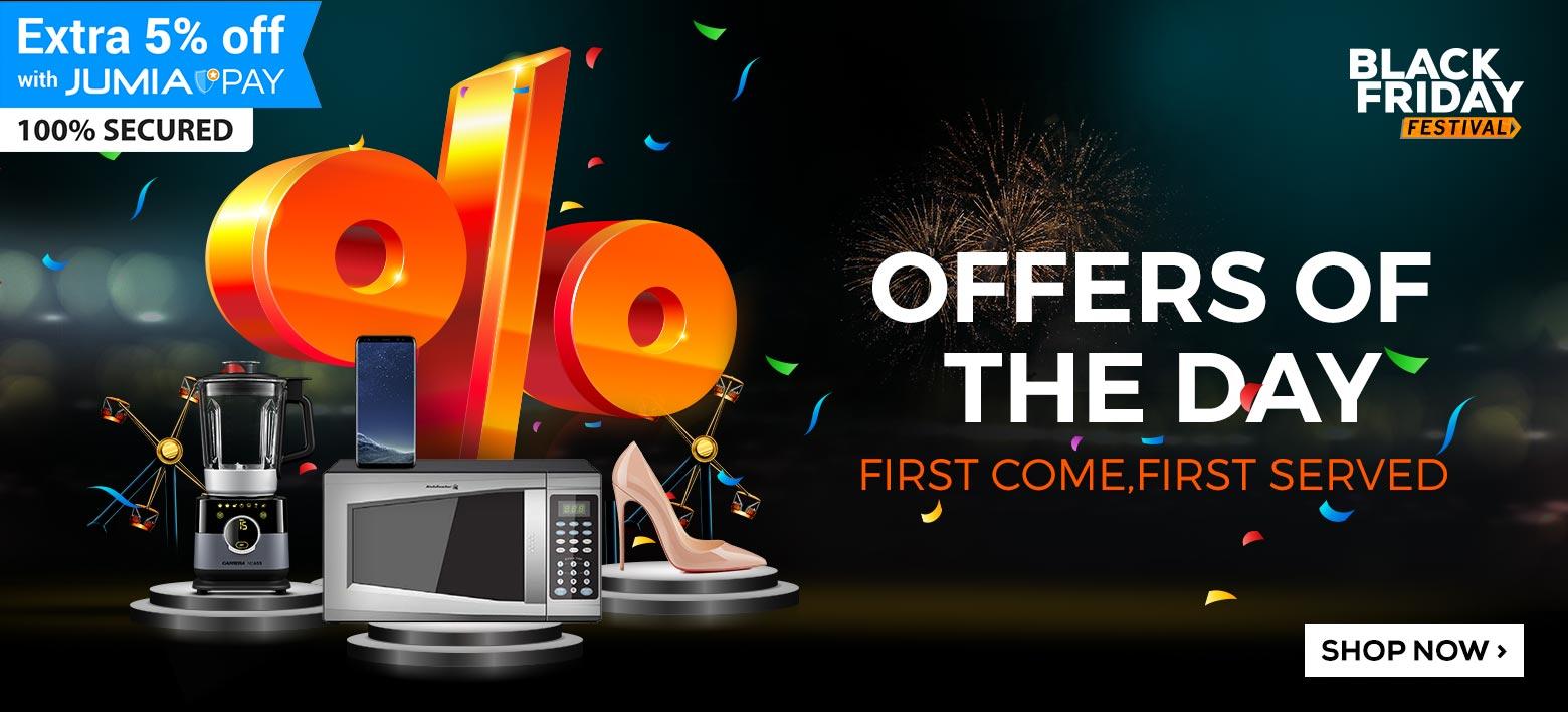 Black Friday - Shop Now on Jumia