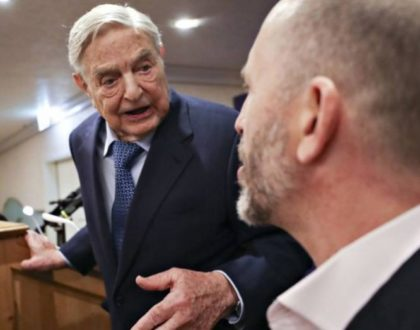 George Soros predicts doomsday for Facebook, Google