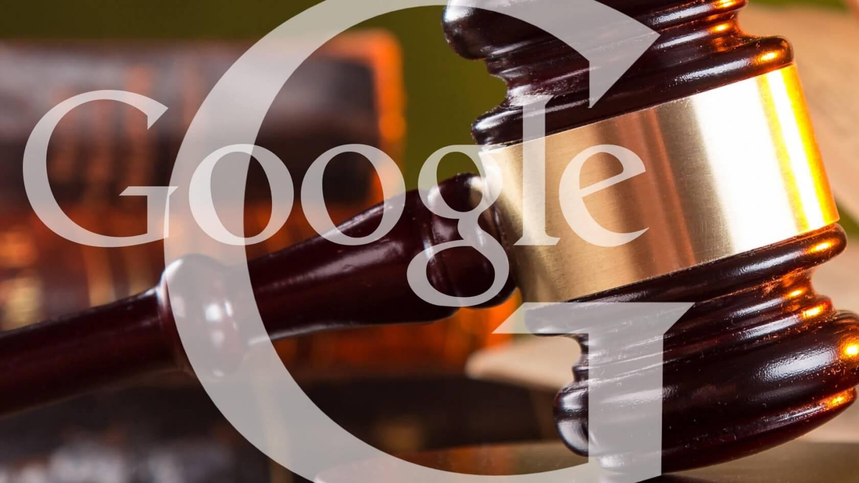 iphone sue google